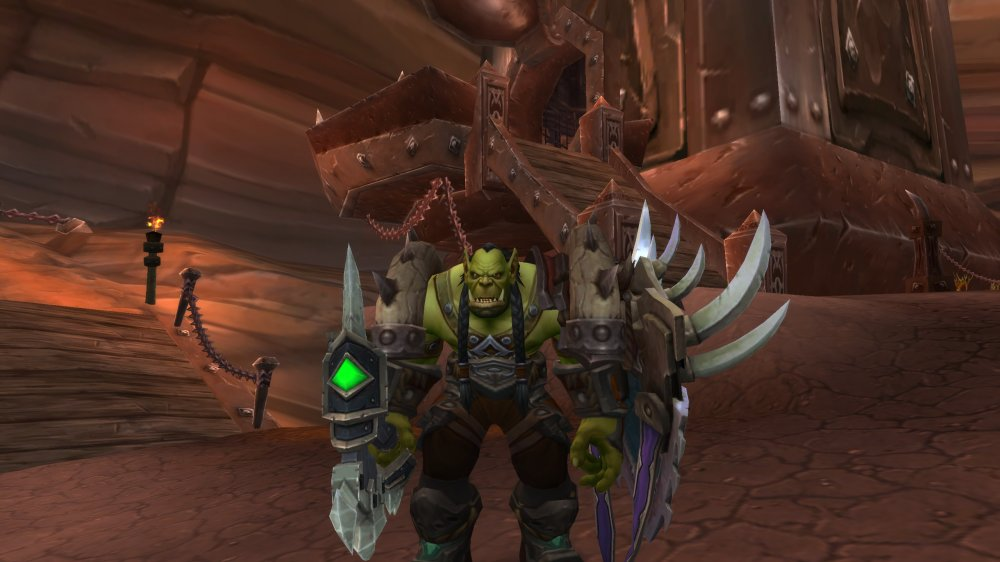 Tusks of mannoroth drop rate