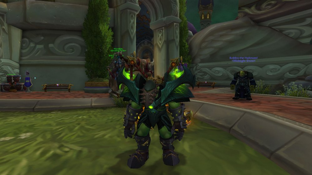 the timeless warrior how time and 54 ptr: timeless isle transmog and cosmetic warrior glyph of the to that of a random weapon from their primary bag for a short time jakur of ordon.